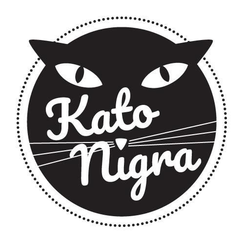 KATO NIGRA Bandlogo