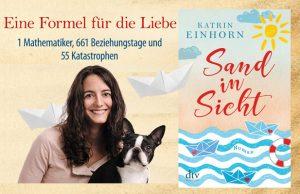 """Katrins Buch """"Sand in Sicht"""""""