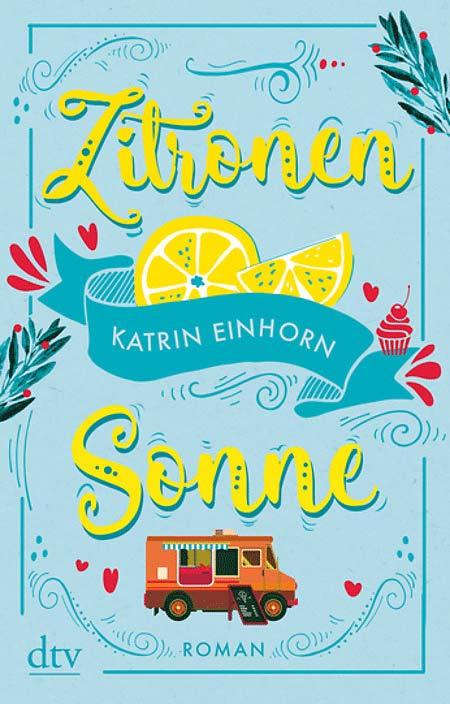 Katrin Einhorn - Zitronensonne