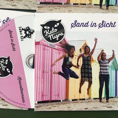 Unsere Promo-CDs sind da
